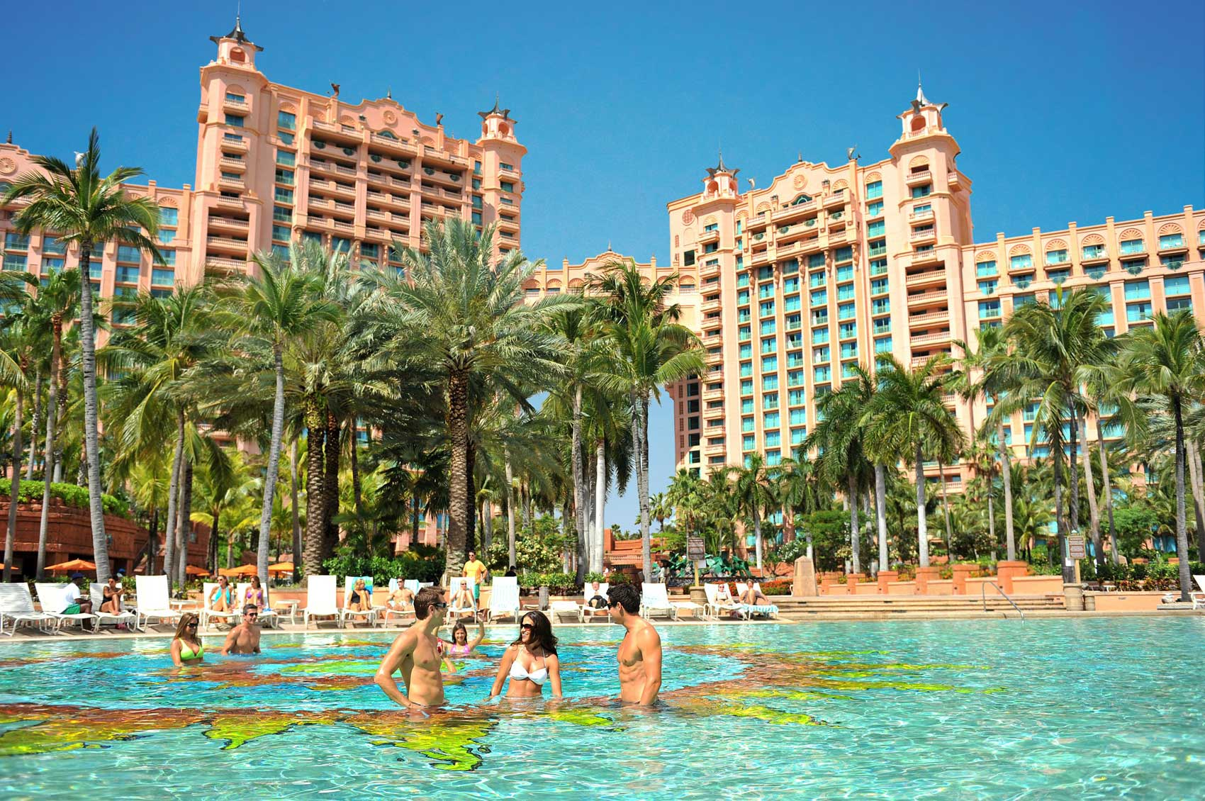 Atlantis, Paradise Island, Bahamas Resort and Casino